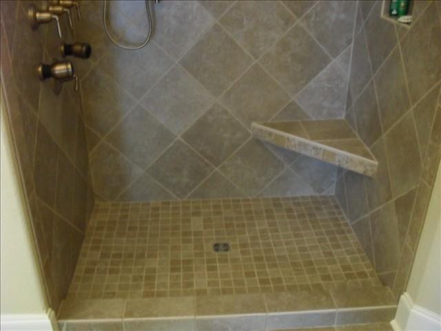 Various Work traditional-bathroom