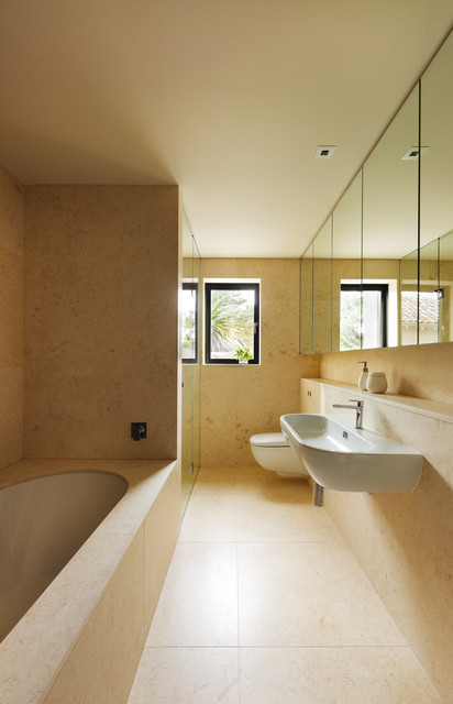 Vaucluse residence for Home automation shower