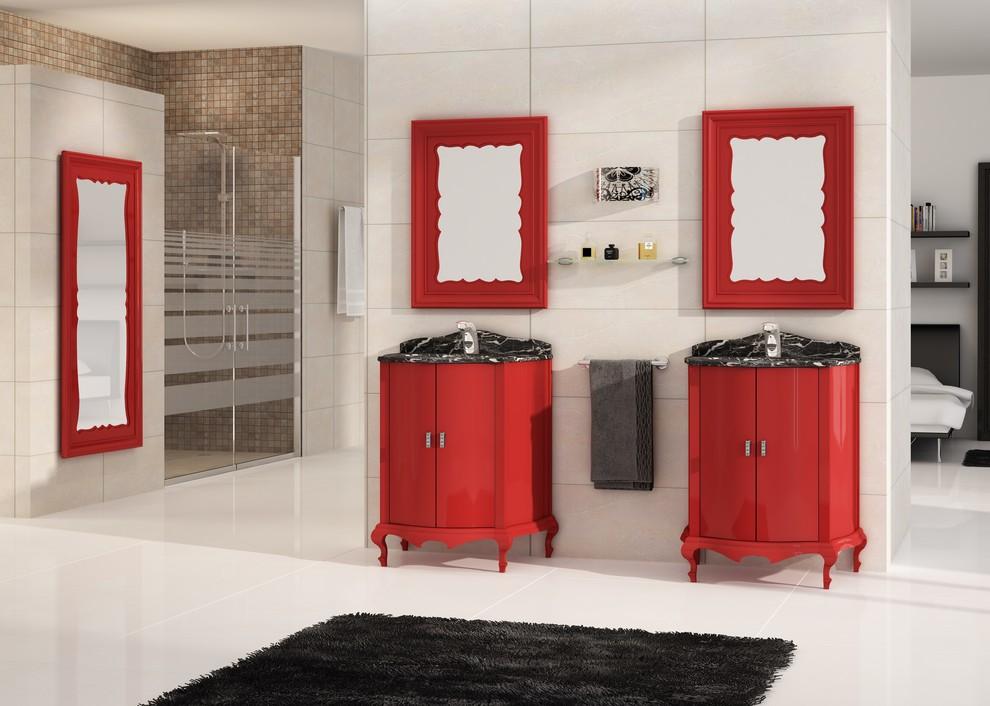 VENEZIA 27 INCH BATH VANITY - Eclectic - Bathroom - Miami ...