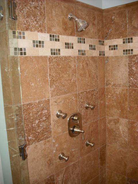 Ventura addition traditional bathroom los angeles for Bath remodel ventura