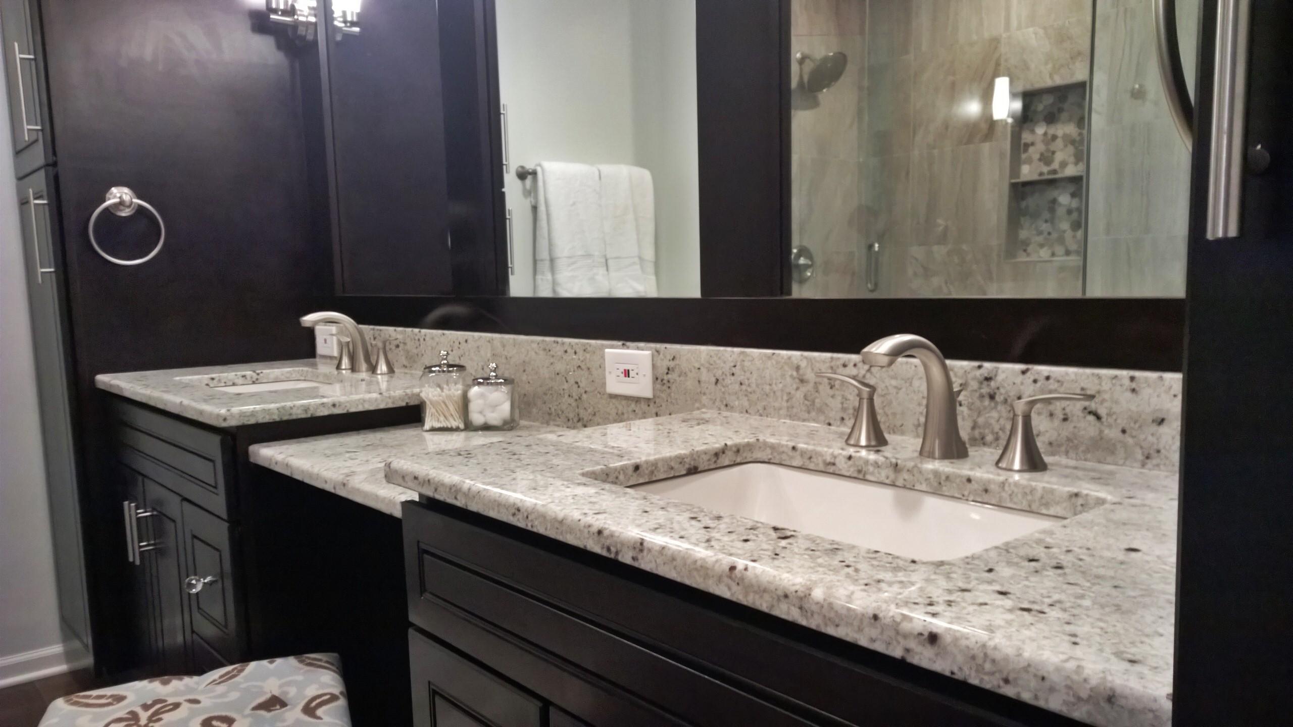 Vernon Hills Master Bathroom