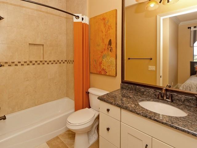 Viaggio (by: Landmark Custom Builder and Remodeling) mediterranean-bathroom