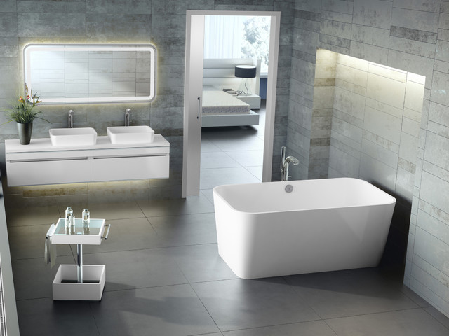 Victoria + Albert Bathtubs modern-bathroom