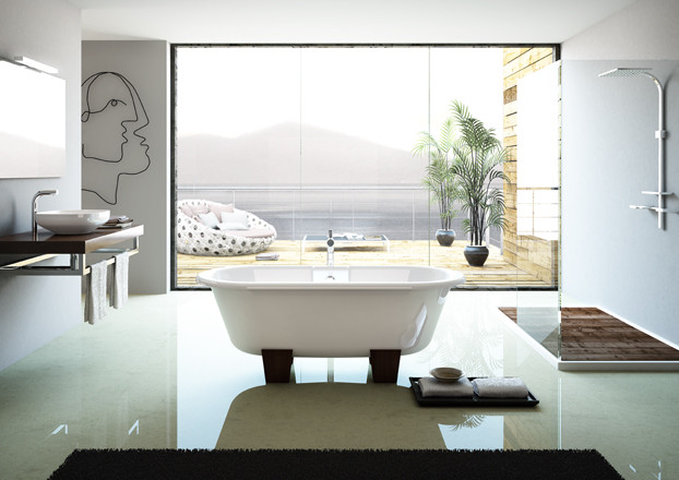 Victoria & Albert contemporary-bathtubs