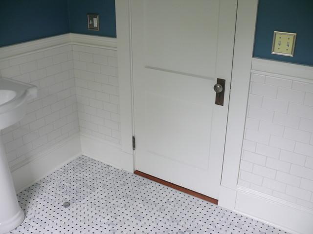 victorian bathroom traditional-bathroom