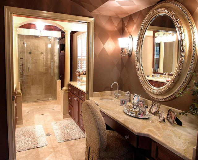 Victorian Bathroom In Haverford Pa Traditional