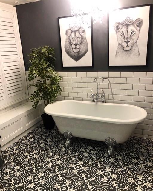 Victorian Bathroom In Surrey