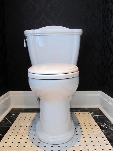 Victorian Design Build traditional-bathroom
