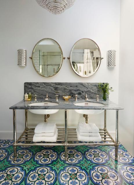 Victorian Dream Bathroom victorian-bathroom