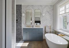 3 Ways Homeowners Customize Master Bath Storage and Style