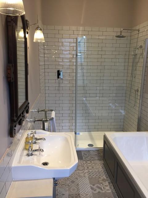 Victorian House Bathroom