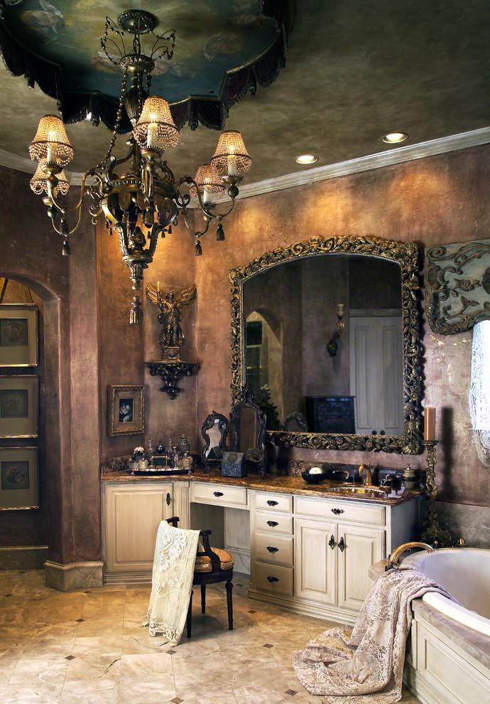Victorian Luxury Comfort Victorian Bathroom Dallas