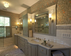 Victorian Splendor traditional-bathroom