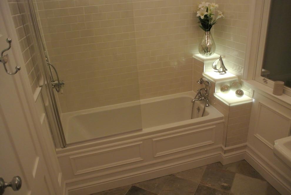 Victorian Style Bathroom Netherlee Glasgow Scotland Traditional Bathroom Glasgow By Glenlith Interiors Scotland Ltd