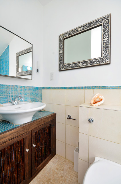 Victorian terrace eclectic bathroom london by for Victorian terrace bathroom ideas