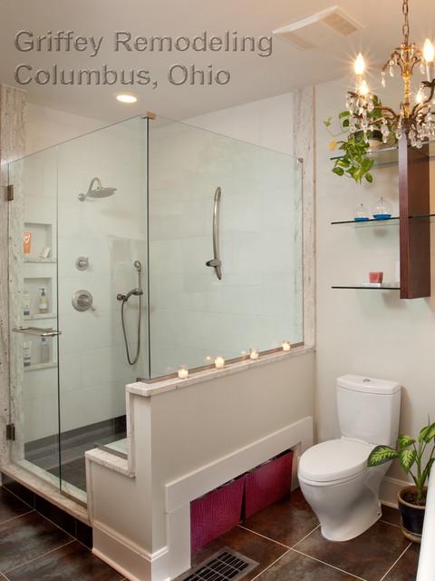 Victorian Village Ohio Bathroom Remodel