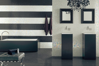Bathroom Vanities Tampa on Vidre Project   Modern   Bathroom   Tampa   By American Tile And Stone
