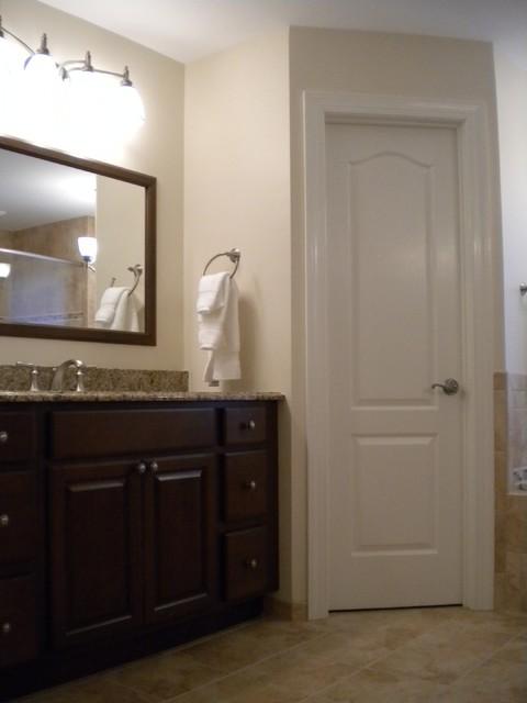 Vienna Master Bath Water Closet Traditional Bathroom