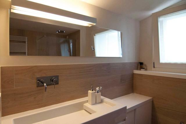 Bagno Stile Minimalista : Il bagno in evoluzione tra stile minimal e classico