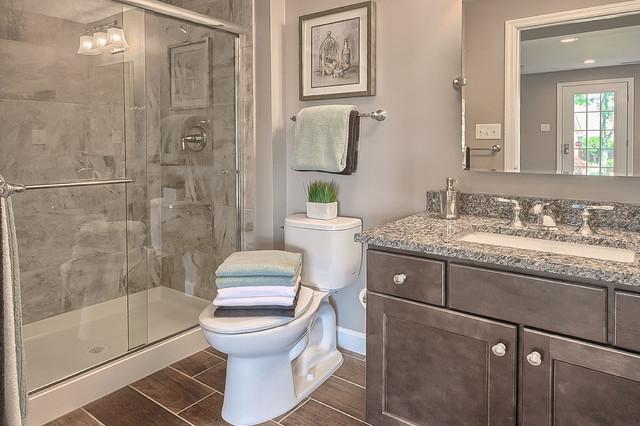 Villa rehab traditional bathroom st louis by for Bathroom rehab