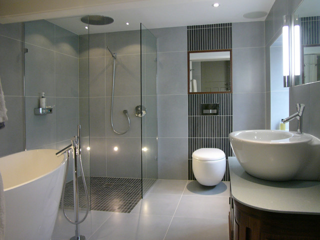 Village house master bathroom contemporary bathroom for Bathroom design yorkshire