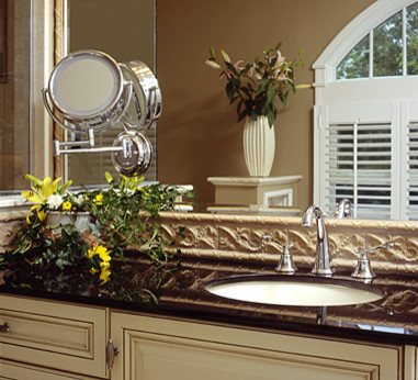 Village Kitchen & Bath Design mediterranean bathroom