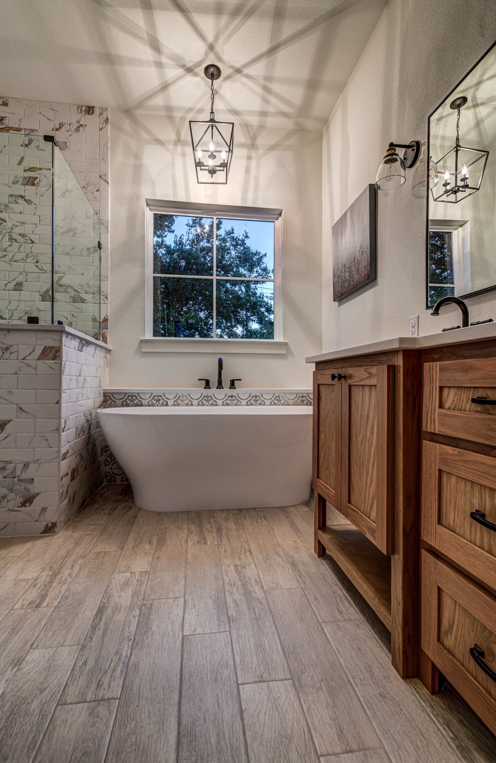 Owner's Suite with Stand Alone Tub