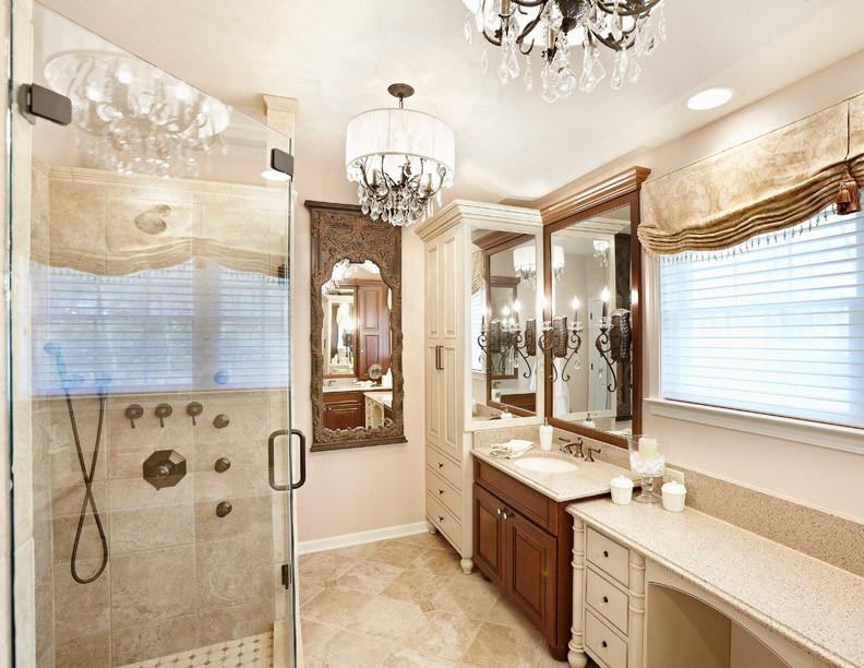 Vintage Flair - Traditional - Bathroom - Milwaukee - by ...