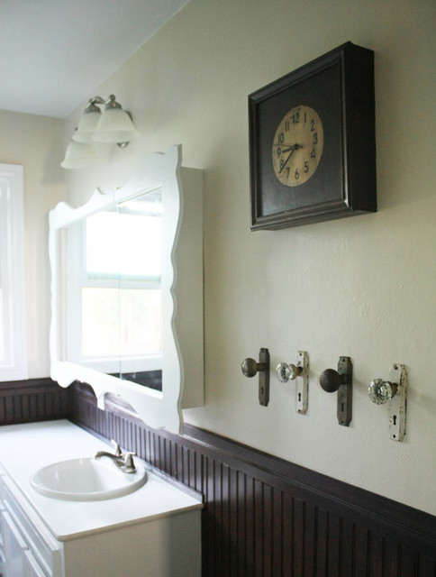 Vintage Inspired Bathroom traditional-bathroom