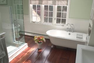 Vintage Master Bath Remodel West Chester Pa