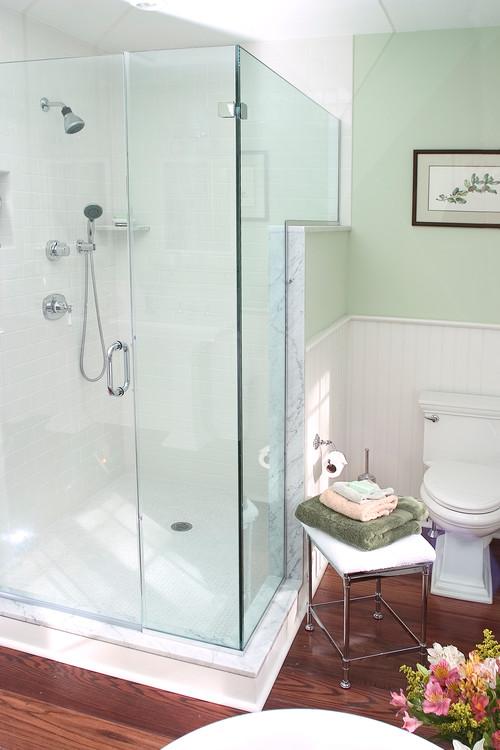 Vintage Master Bath Remodel: West Chester, PA