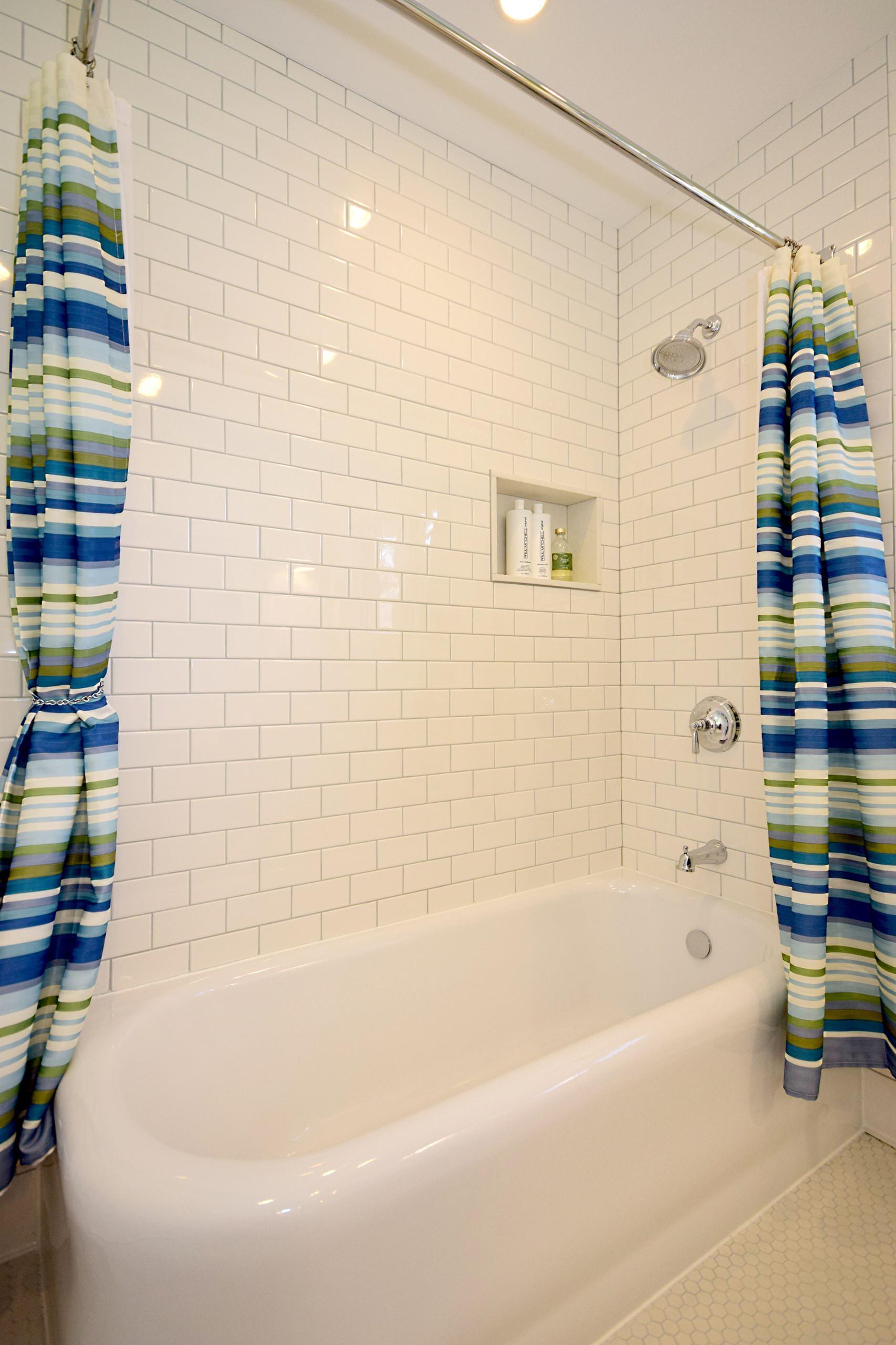 Brown Subway Tiles Bathroom Ideas Photos Houzz