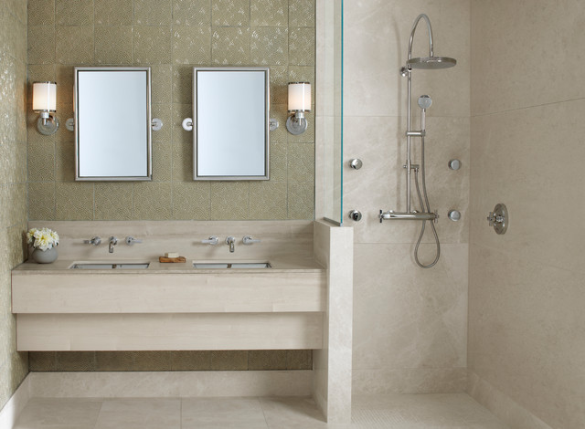 Vir Stil by Laura Kirar for KALLISTA - Contemporary - Bathroom ...
