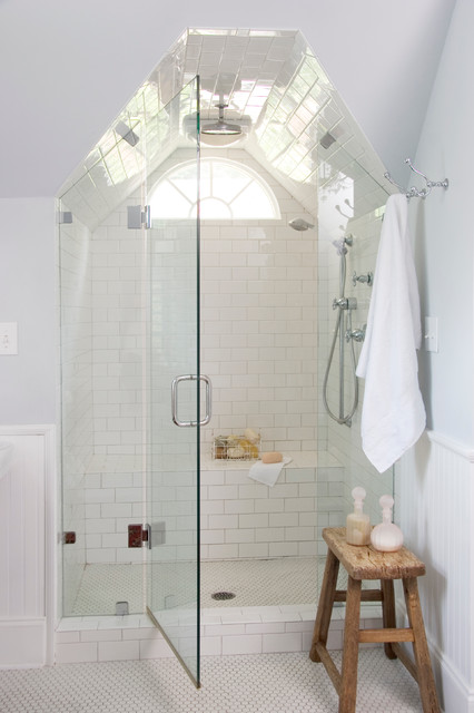 Perfect Traditional Bathroom by Brian Patterson Designs Inc