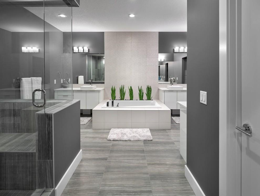 Vittorio II - Contemporary - Bathroom - Edmonton - by ...