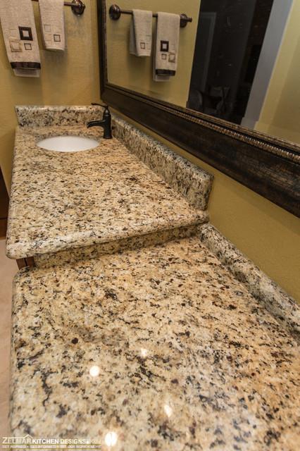 ... - Bathroom - Orlando - by Zelmar Kitchen Designs & More, LLC