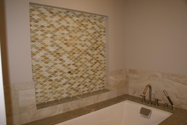 Wright Bathroom contemporary-bathroom