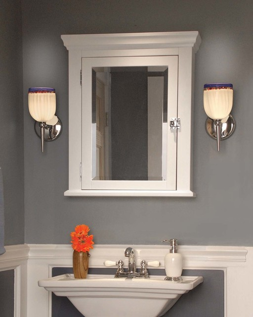 Traditional Wall Sconces For Bathroom : WAC Lighting Wall Sconces