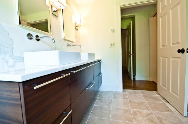 Walden Bathroon contemporary-bathroom