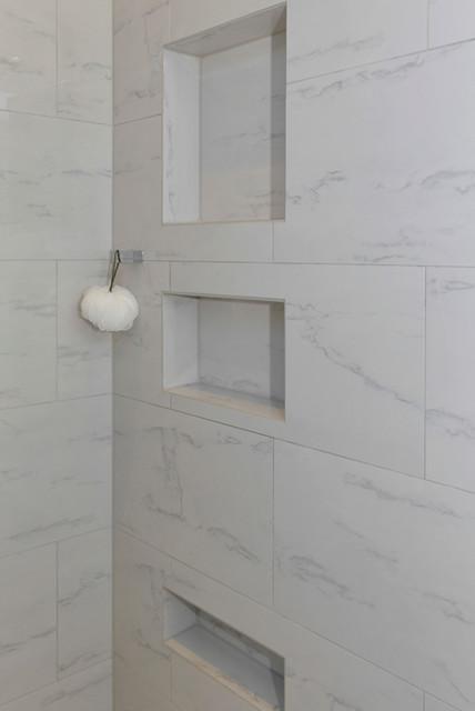 Walford Bathroom - Rotorua traditional-tile