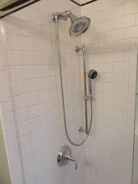 Walk-in Showers contemporary-bathroom