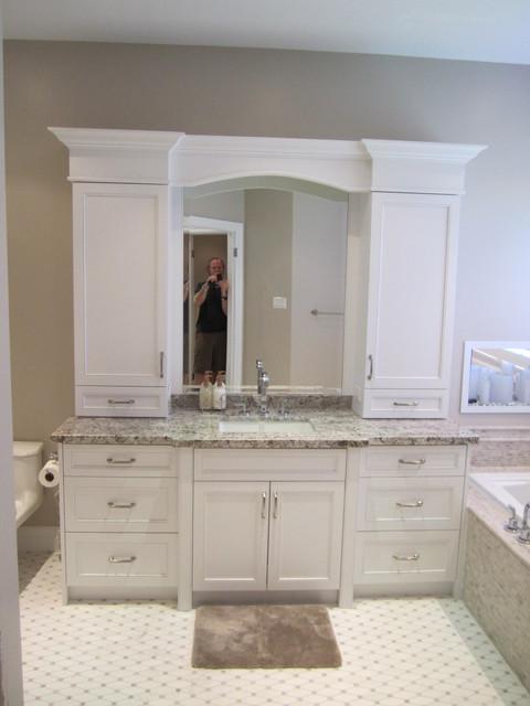 Walker Full Renovation traditional-bathroom