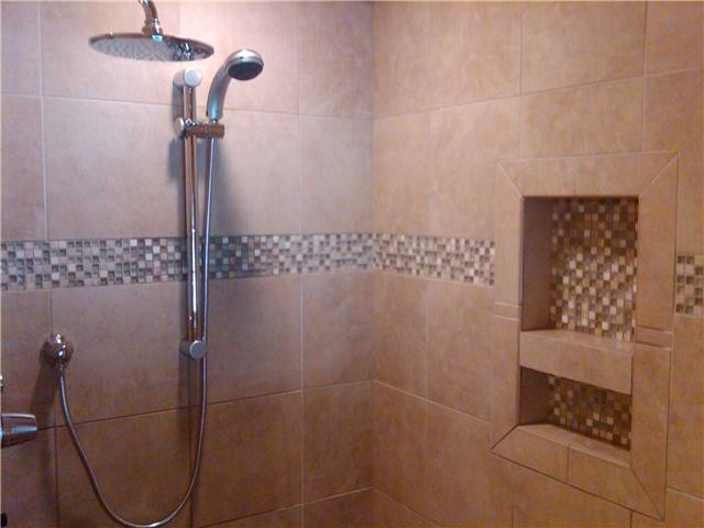 traditional bathroom by Spigelmyer Plumbing Inc.