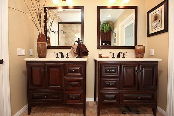 Wallingford Bathroom Vanity Collection Contemporary Bathroom Seattle