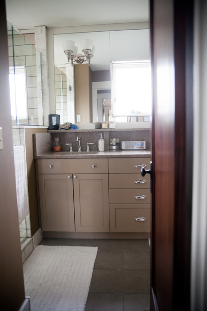 Wallingford Craftsman craftsman-bathroom