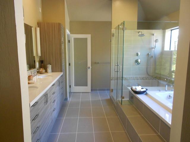 Walnut Creek Master Bathroom