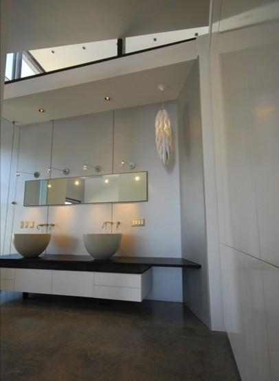 wapiti - bath contemporary-bathroom