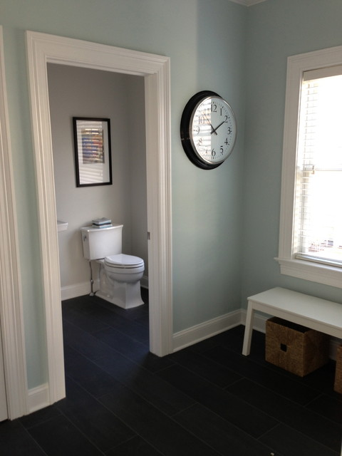 Wappanoca Staged and Designed finishes transitional-bathroom