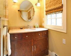 Warm Elegance traditional-bathroom