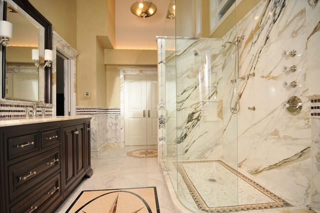 Leslie Jensen Cmkbd Eclectic Bathroom Seattle By